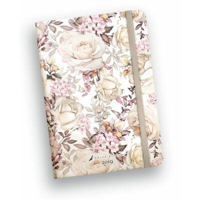 Gentle Roses - SECRET Calendar