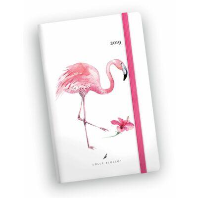 Fancy Flamingo - SECRET Planner