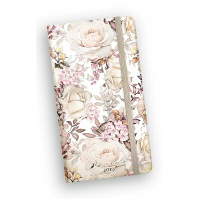 Gentle Roses - Secret Pocket Planner