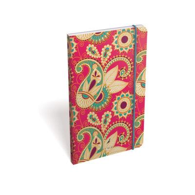 Crimson Paisley - JOY Slim Minibook