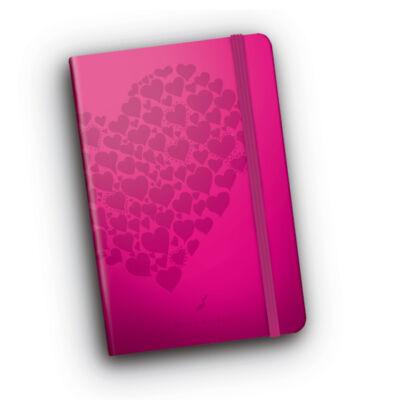 Pink Heart - Magic Minibook