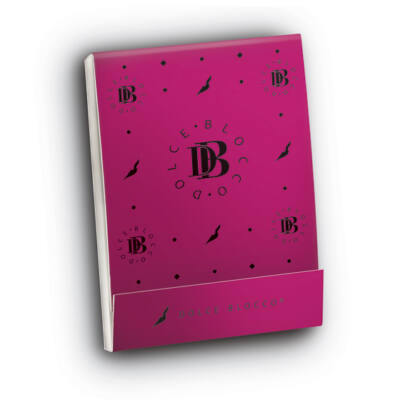 DB Monogram - Secret Minipad