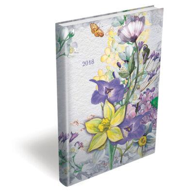 Spring Garden - Day by Day - Heti Tervező B5
