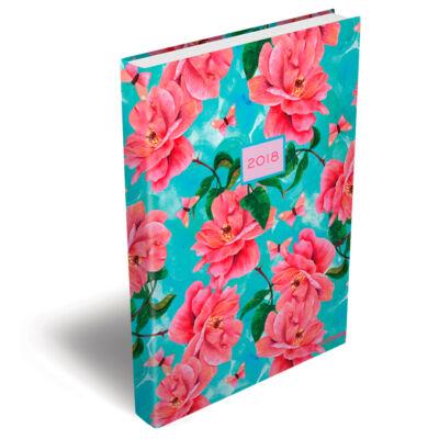 Beauty Roses - Day by Day - Napi Tervező A5