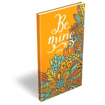 Be Mine - Day by Day Zsebnaptár