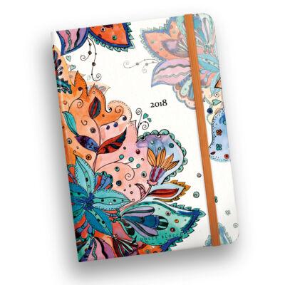 Flower Fantasy - SECRET Calendar