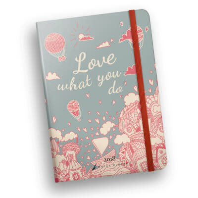 Love What You Do - SECRET Calendar