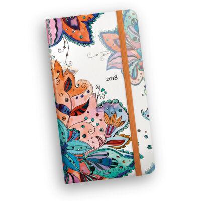 Flower Fantasy - Secret Pocket Planner