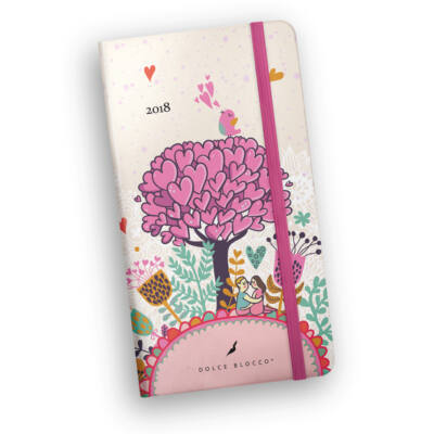 Love Story - Secret Pocket Planner