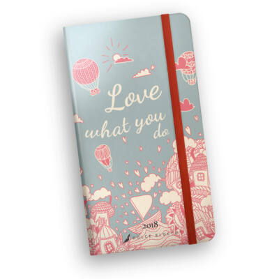 Love What You Do - Secret Pocket Planner