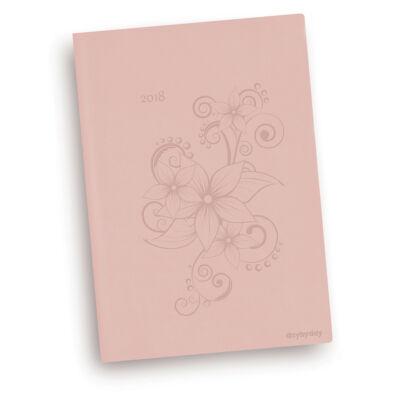Kind of Rosegold- Vivella A5 Napi Tervező