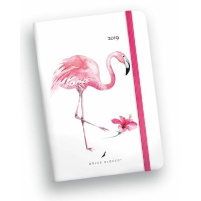 Fancy Flamingo - SECRET Calendar
