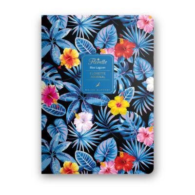 Blue Lagoon - Florette Journal - pontrácsos