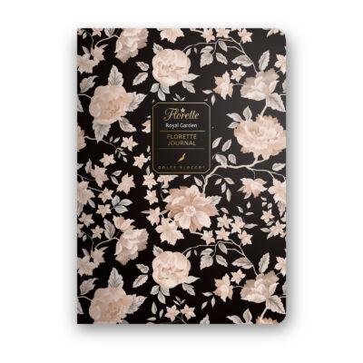 Royal Garden - Florette Journal - pontrácsos