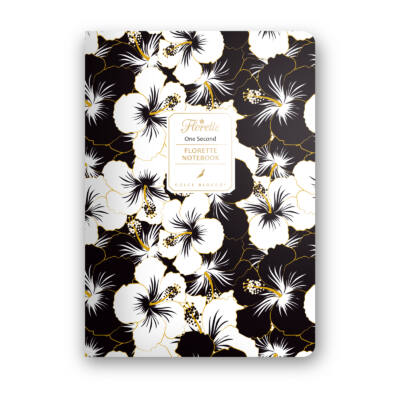 One Second - Florette Notebook - vonalas