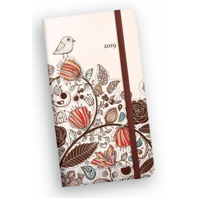 Birdy II. - Secret Pocket Planner