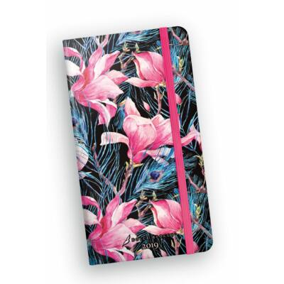 Feathers Fantasy - Secret Pocket Planner