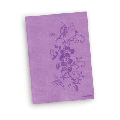 Butterfly - Vivella B6 Napi Tervező