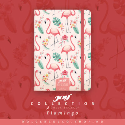 Flamingo - Joy Calendar