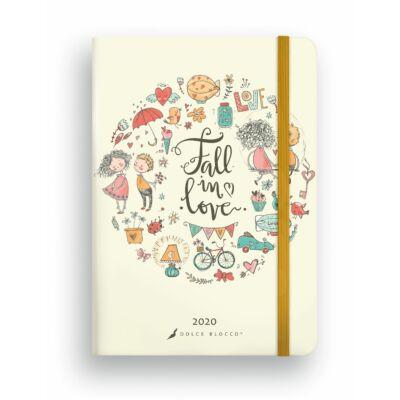 Fall In Love - SECRET Diary