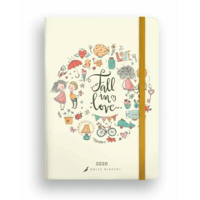 Fall In Love - SECRET Family Planner