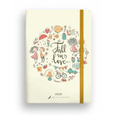 Fall In Love - SECRET Family Planner