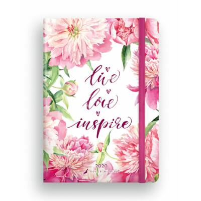 Live Love Inspire - SECRET Family Planner