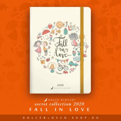 Fall In Love - SECRET Calendar