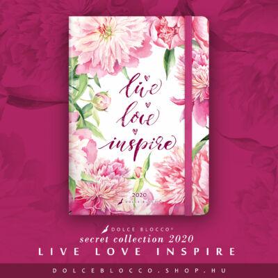 Live Love Inspire - SECRET Calendar