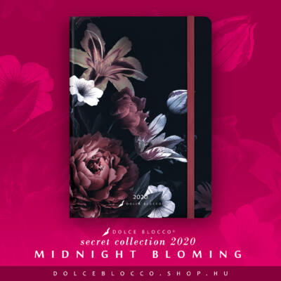 Midnight Blooming - SECRET Calendar