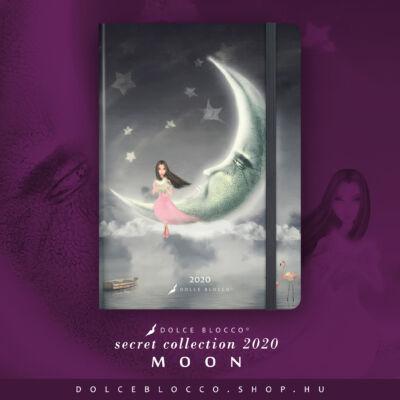Moon - SECRET Calendar