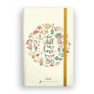 Fall In Love - SECRET Planner