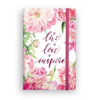 Live Love Inspire - SECRET Planner