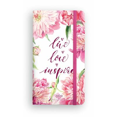 Live Love Inspire - Secret Pocket Planner