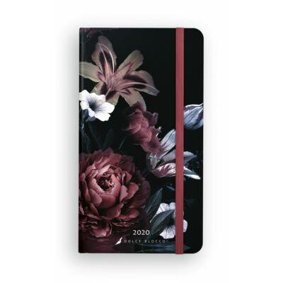 Midnight Blooming - Secret Pocket Planner