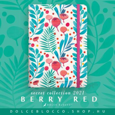 Berry Red - SECRET Family Planner