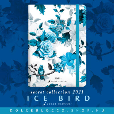 Ice Bird - SECRET Planner