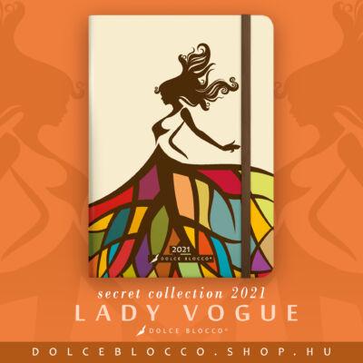 Lady Vogue - SECRET Family Planner