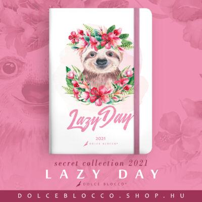 Lazy Day - SECRET Planner