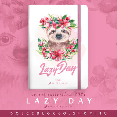 Lazy Day - SECRET Calendar