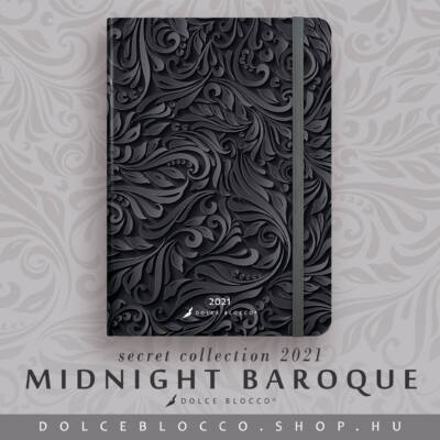 Midnight Baroque - SECRET Family Planner