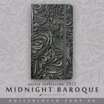 Midnight Baroque - Secret Pocket Planner