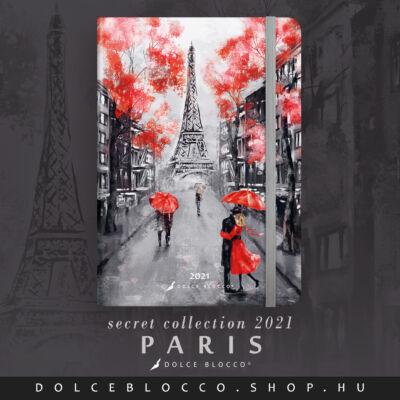 Paris - Secret Pocket Planner