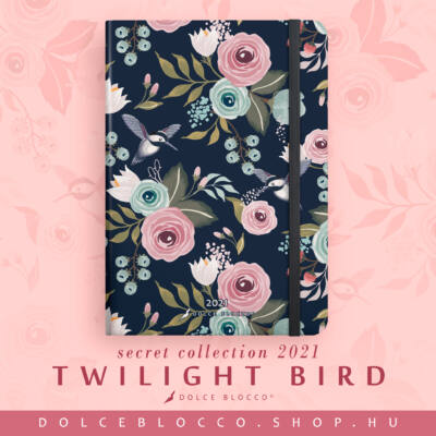 Twilight Birds - SECRET Family Planner