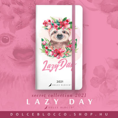 Lazy Day - Secret Pocket Planner