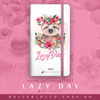 Lazy Day - Secret Pocket Planner