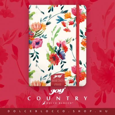 Country - Joy Calendar