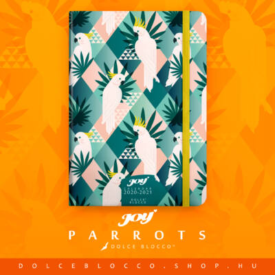 Parrots - Joy Calendar