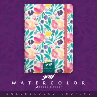 Watercolour - Joy Calendar