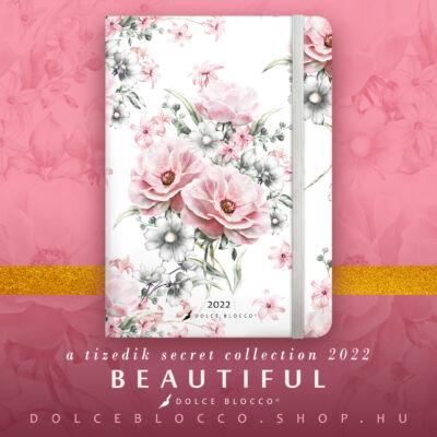 Beautiful - Secret CALENDAR GRANDE 2022